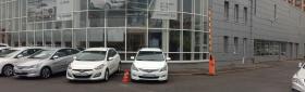 Автокомплекс HYUNDAI
